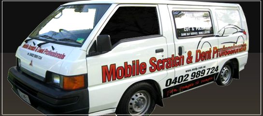 Car scratch repair cost brisbane
